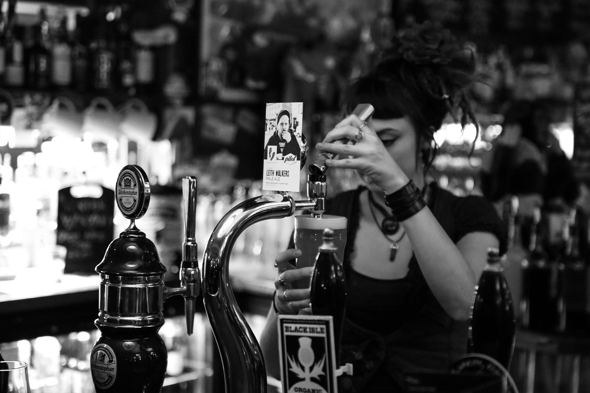 Leith Walkers Pale Ale