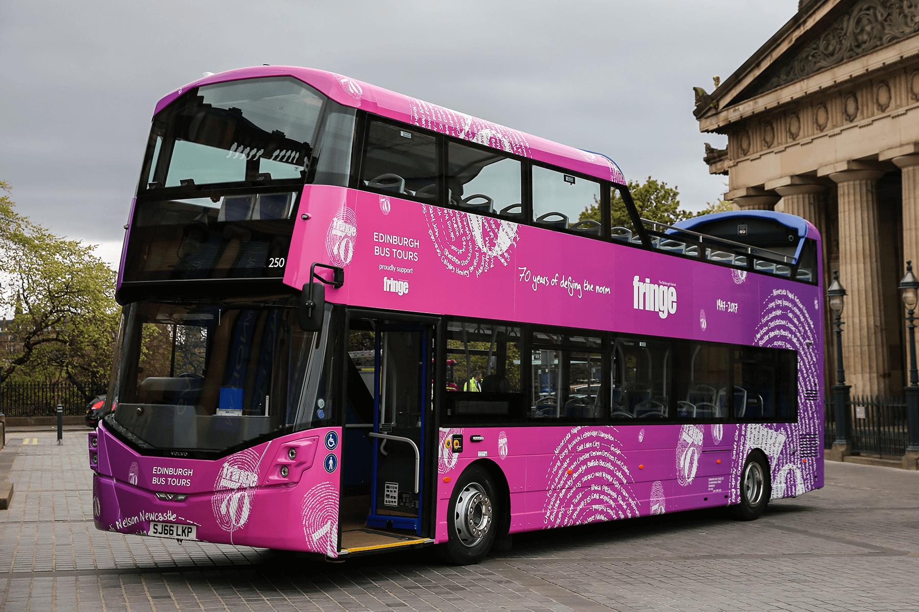 Edinburgh Fringe70